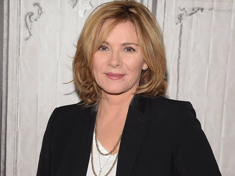 Kim Cattrall Claps Back at 'Sex and the City' Fan Who Just Can't Quit Samantha: 'Moving…