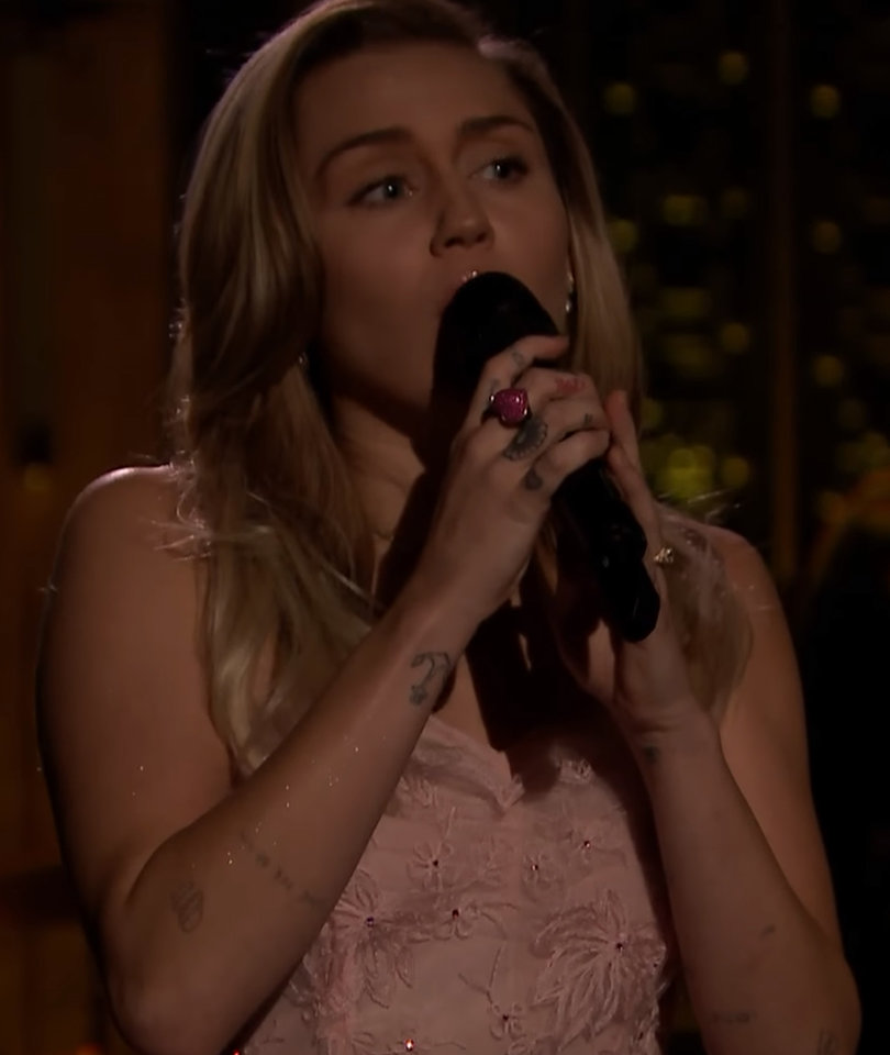 Miley Cyrus Covers Tom Petty's 'Wildflowers' in Beautiful Tribute