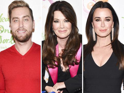 'Real Housewives,' 'Vanderpump Rules' Cast Step Out for Lisa Vanderpump's 'Road To Yulin'…