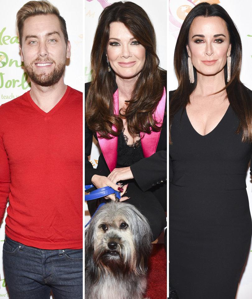 'Real Housewives,' 'Vanderpump Rules' Cast Step Out for Lisa Vanderpump's 'Road…