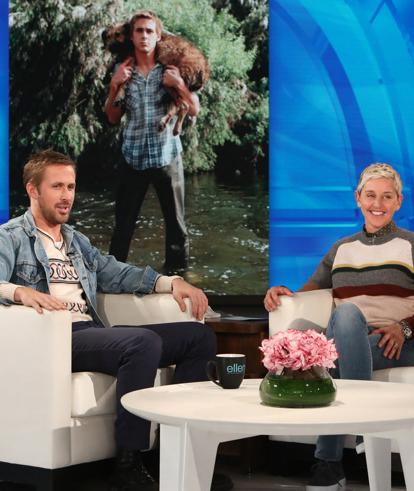 Ryan Gosling Talking About His Beloved Dog Is Everything Right in the World