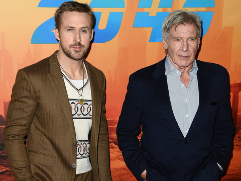 Ryan Gosling Says Harrison Ford Calls Him by the Wrong Name