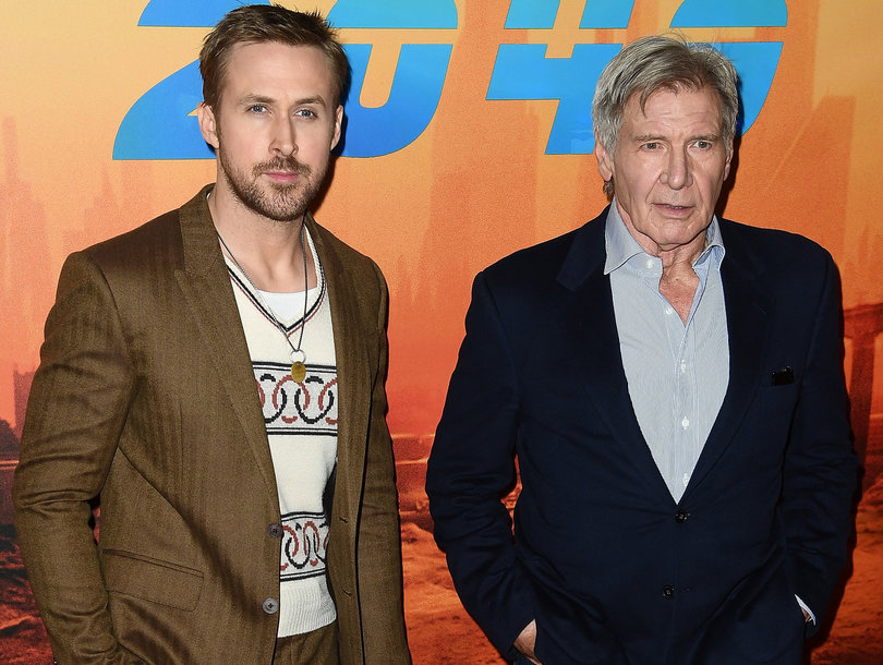 Harrison Ford Really Doesn't Know Ryan Gosling's Name And This Is What He Calls His 'Blade Runner' Co-Star