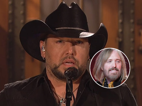 Jason Aldean Covers Tom Petty on 'SNL': What Viewers Are Saying