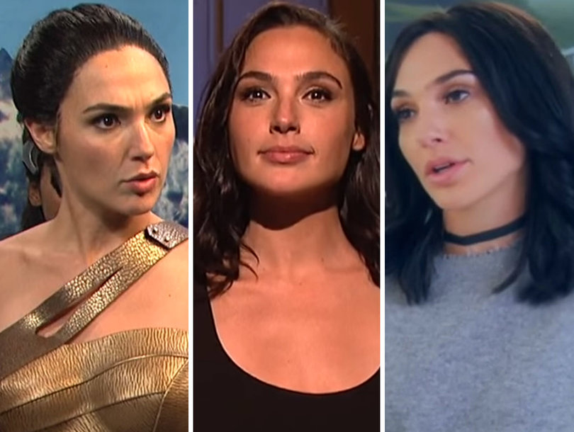 'SNL' Gal Gadot Sketches Ranked From Worst to First: Kardashians Overload, Lesbian Dreams