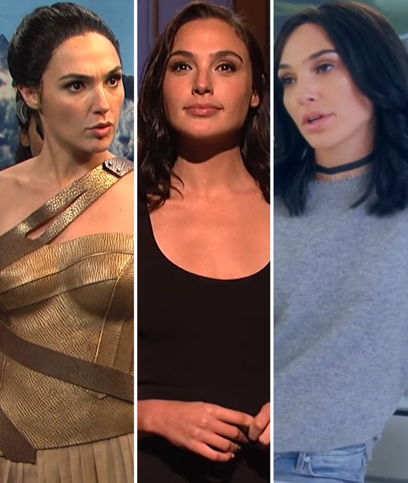 'SNL' Gal Gadot Sketches Ranked From Worst to First: Kardashians Overload,…