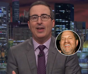 John Oliver Shreds Harvey Weinstein's 'Excuse' for Sexual Harassment