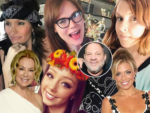 6 Sexual Harassment Stories That Surfaced Since Harvey Weinstein Expose