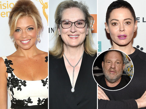 Hollywood Fallout From Harvey Weinstein Sexual Harassment Bombshell