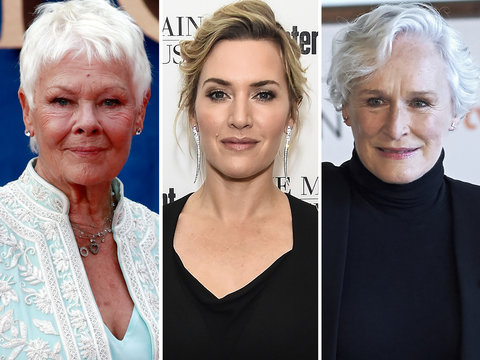 Kate Winslet, Judi Dench, Glenn Close on Harvey Weinstein's Sexual Harassment