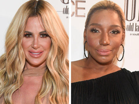 'RHOA' Star Kim Zolciak On Nene Leakes Calling Her 'Racist' During Instagram Tirade: 'I'm…