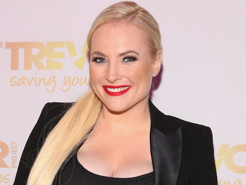 'The View' Officially Welcomes Meghan McCain as Jedediah Bila's Replacement