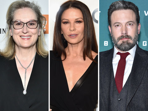 Harvey's Hollywood Posse: 19 Actors Who Starred in 2 or More Movies for Weinstein