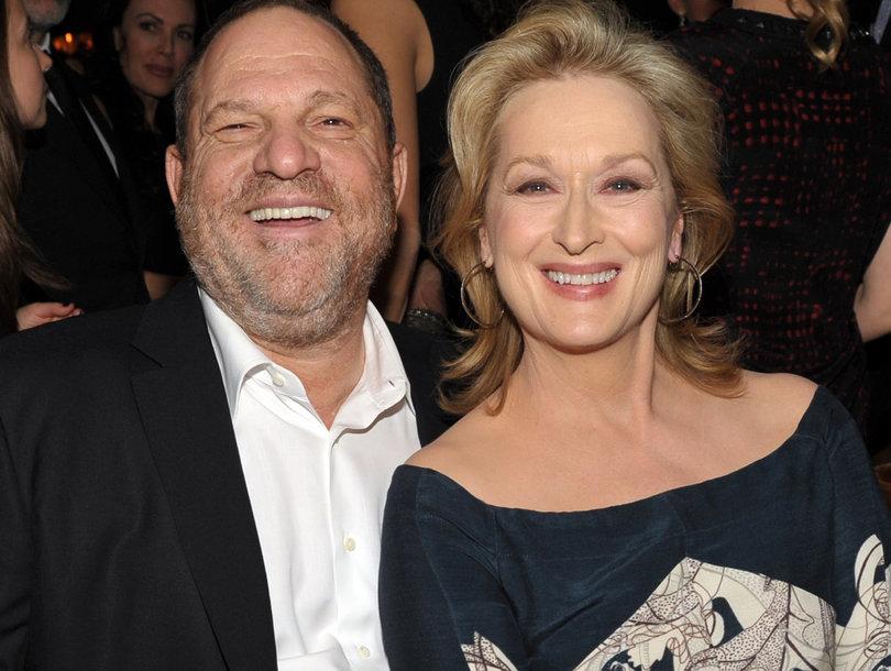 Meryl Streep Condemns Harvey Weinstein's 'Disgraceful' Behavior: 'Not Everybody Knew'