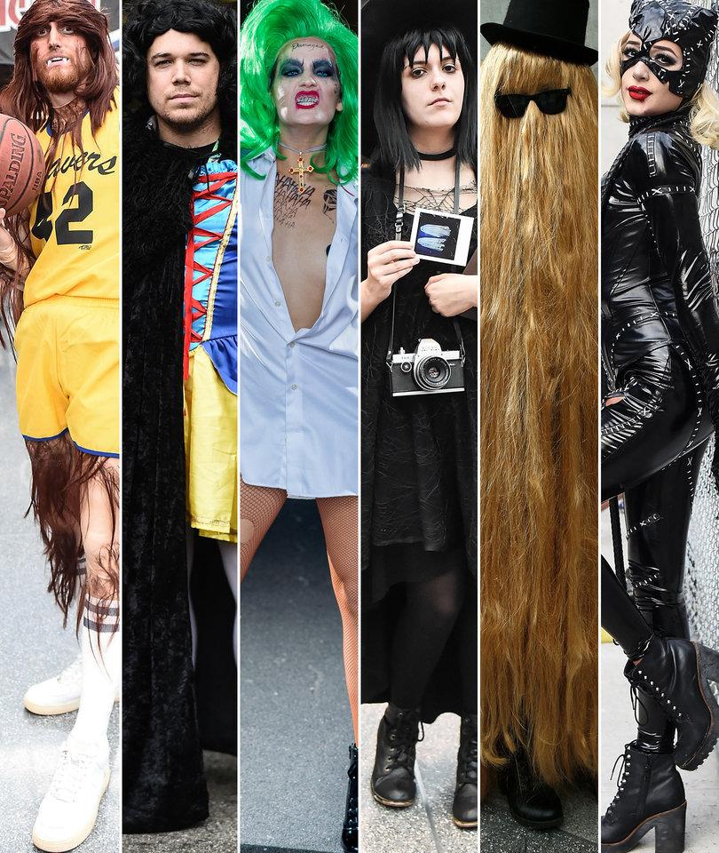 53 Wacky NY Comic-Con Costumes to Spark Halloween Inspiration