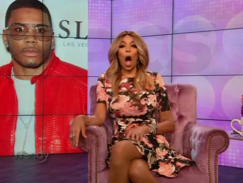 Wendy Williams Under Fire for Victim Blaming Nelly's Rape Accuser