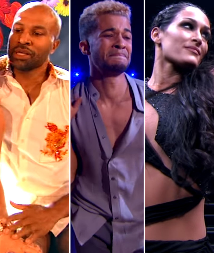 'DWTS' 5th Judge: Emotion Soar and One Star Goes Home