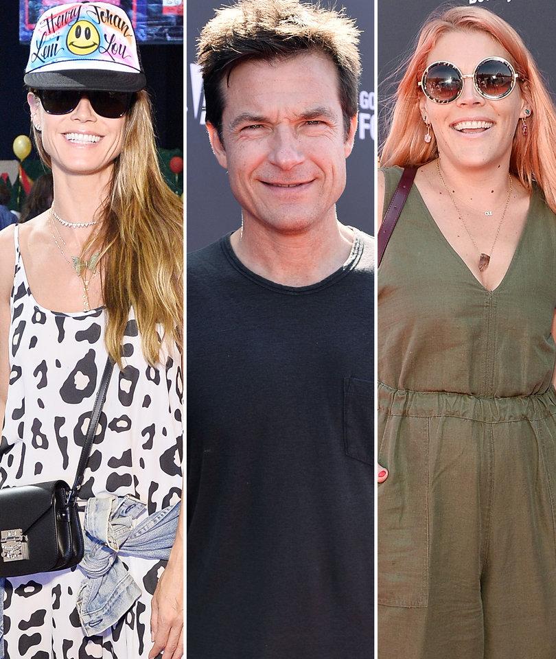 Jason Bateman, Heidi Klum Among Stars at P.S. ARTS' Express Yourself Event