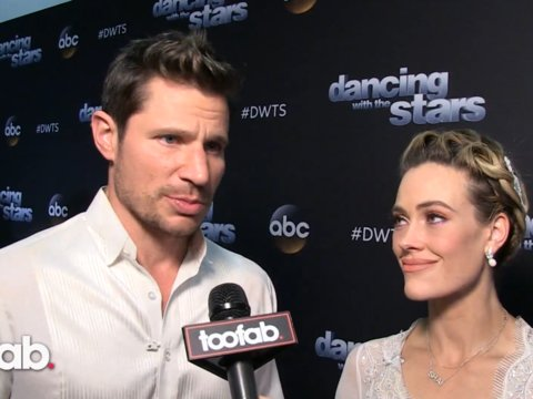 Nick Lachey and Peta Murgatroyd on his Rollercoaster Marriage