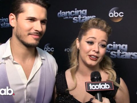 Sasha Pieterse and Gleb Savchenko on Inspiring Young Women