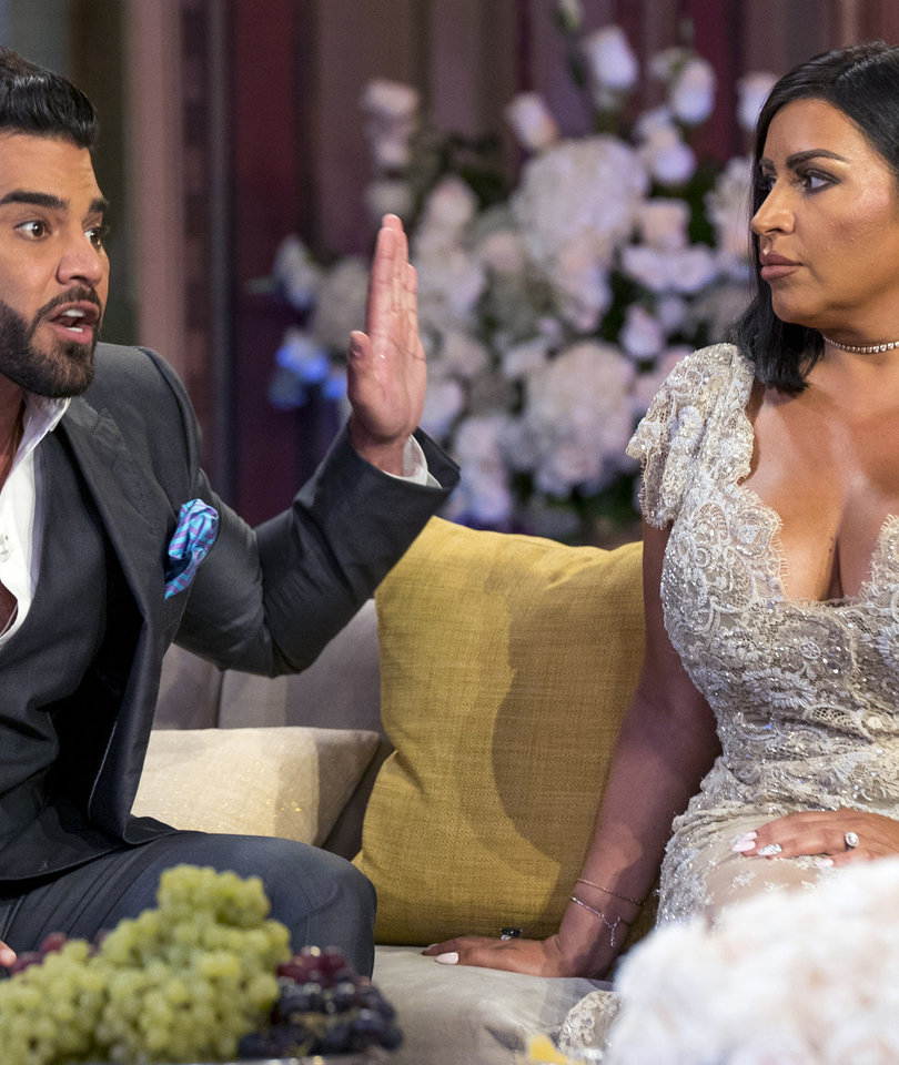 'Shahs' Reunion Trailer: Cheating Scandals, Paramedics, Baby Fever