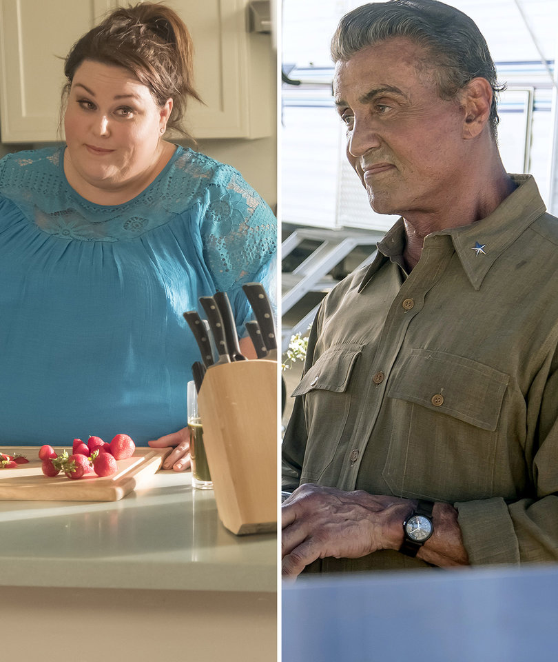 'This Is Us' 7 Tissue Moments Ranked: Stallone Loves Kate, Kevin Can't Face Past