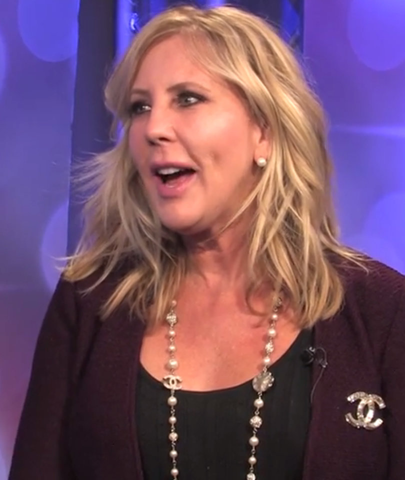 Gunvalson Fires Back at Tamra Judge Over 'RHOC' Gay Controversy