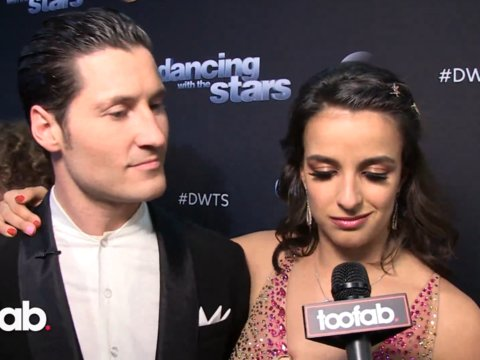 Victoria Arlen and Valentin Chmerkovskiy on Including A Wheelchair In Their Performance