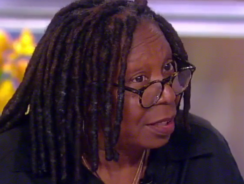 Whoopi Goldberg Fired Up Over Harvey Weinstein Payouts to Accusers: 'I Couldn't Take the Money'