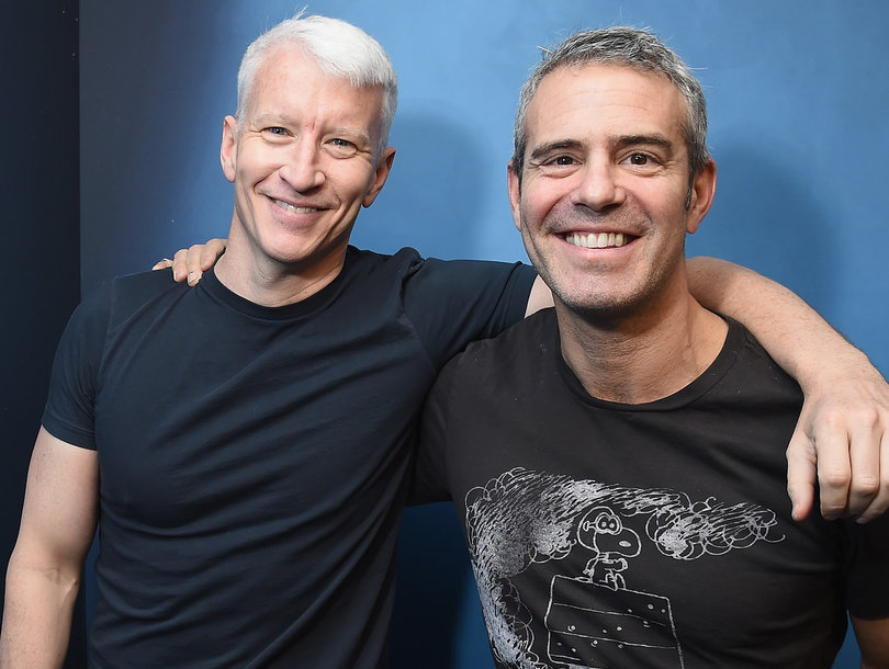 Andy Cohen to Co-Host CNN's New Year's Eve Celebration with Anderson Cooper