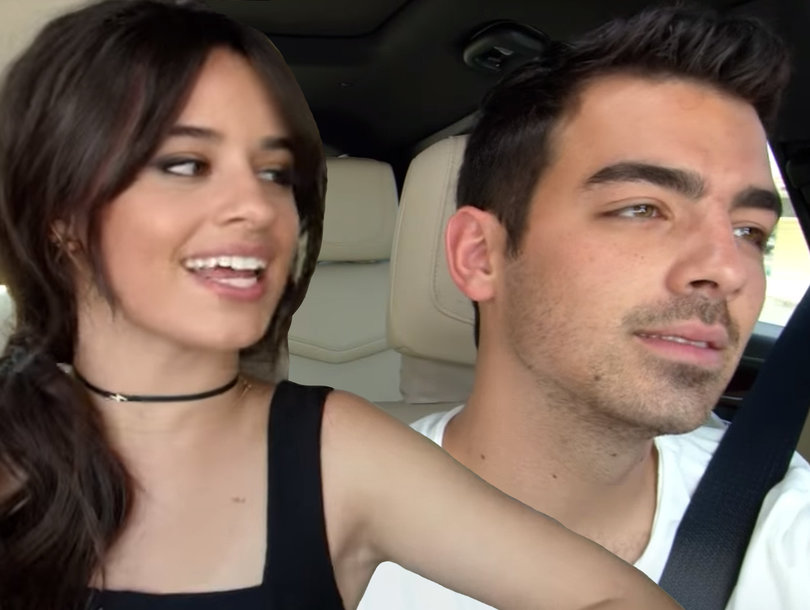 Joe Jonas and Camila Cabello Give Us Chills And They're Multiplying During 'Grease' Hit on Carpool Karaoke