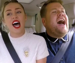 Miley Cyrus Turns 'Carpool Karaoke' Into a Confessional