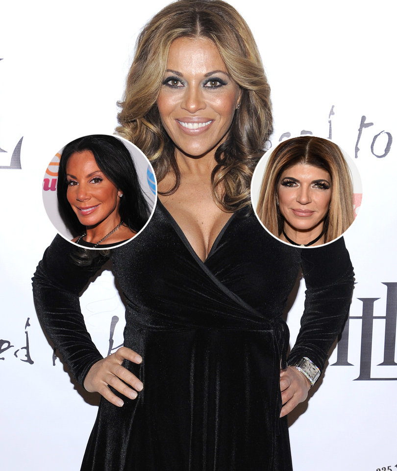 'RHONJ' Dolores Catania on Why Danielle Staub Is A 'Professional Victim'