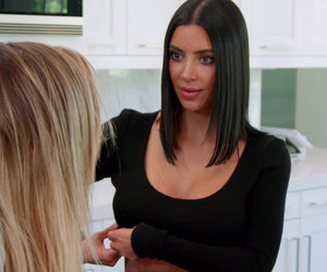 Khloe and Kourtney Kardashian Tell 'Insecure' Kim to Get Off Social Media