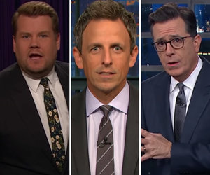 Late-Night Stars Confident Trump's IQ Is Not Higher Than Rex Tillerson's