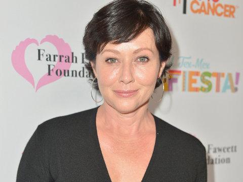 Stars Who've Battled Breast Cancer