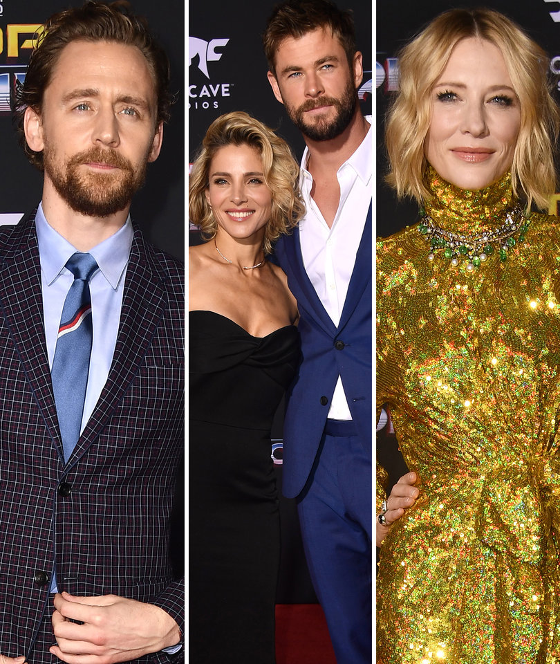 Inside the World Premiere of Marvel's 'Thor: Ragnarok'