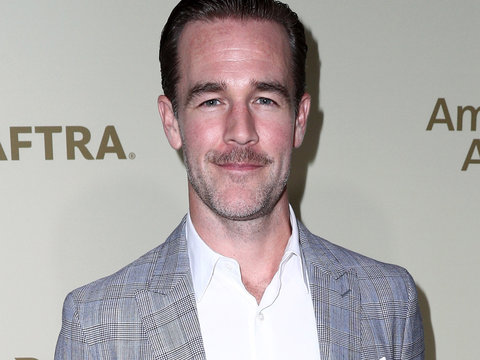 James Van Der Beek: 'I've Had My Ass Grabbed by Older, Powerful Men'