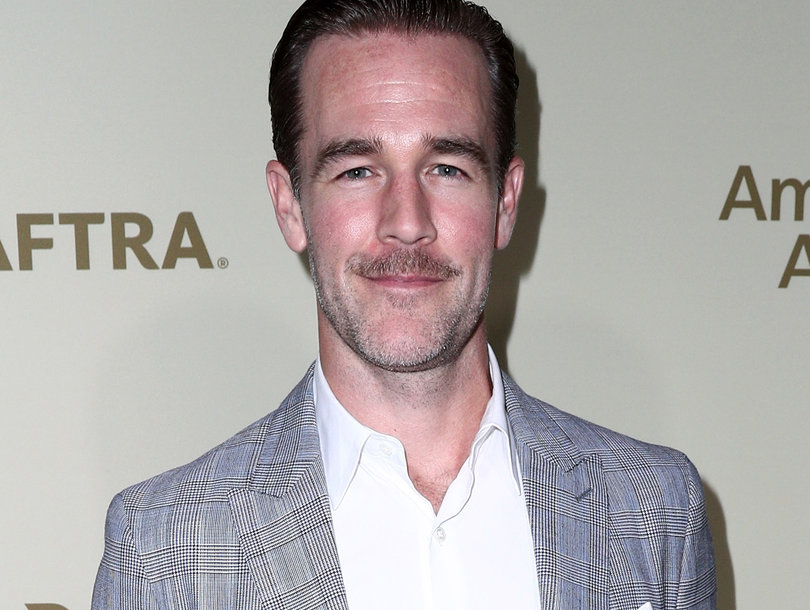 The Weinstein Effect: James Van Der Beek Says 'I've Had My Ass Grabbed by Older, Powerful Men'