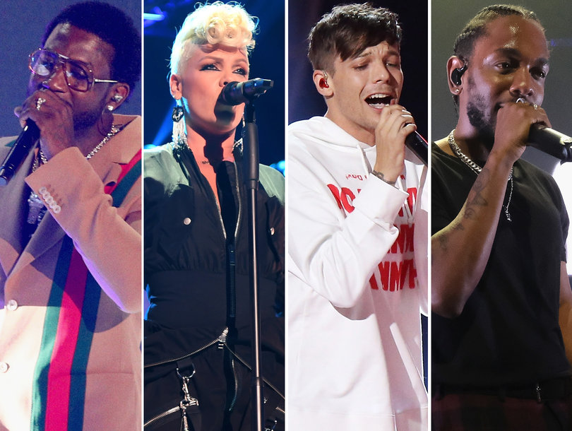 8 Songs You Gotta Hear on #NewMusicFriday: Kendrick, P!nk, Louis Tomlinson