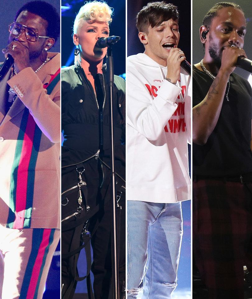 8 Songs You Gotta Hear on #NewMusicFriday: Kendrick, P!nk, Louis Tomlinson