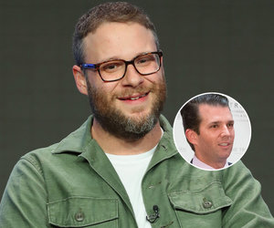 Seth Rogen DMs Donald Trump Jr. to Remind Him Dad 'Is a Sexual Predator'