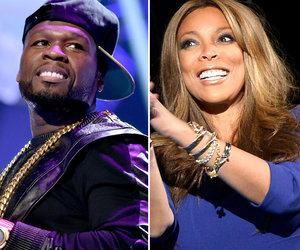 50 Cent Slams Wendy Williams: Your Husband 'Deserves a Side Chick'
