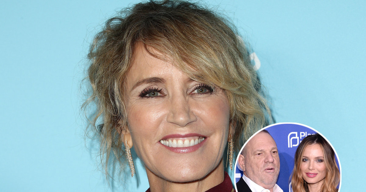 Felicity Huffman Confirms Harvey Weinstein Threatened Her Career to Support His Wife's Fashion Brand (Exclusive)