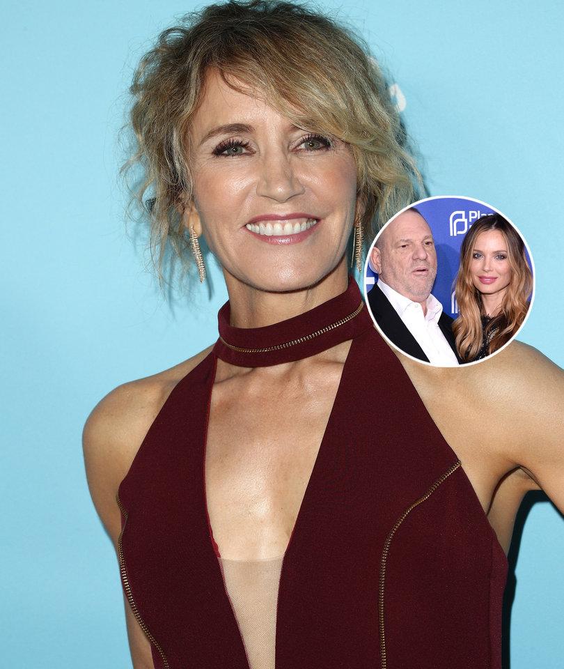 Felicity Huffman Confirms Harvey Weinstein Threatened Her Career