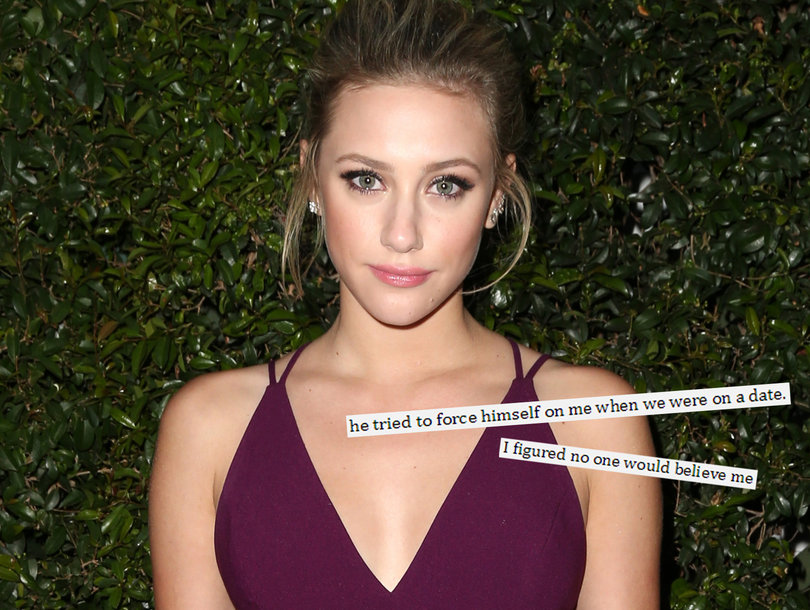 'Riverdale' Star Lili Reinhart Details Time 'Man in Position of Power' Tried to 'Force Himself' on Her