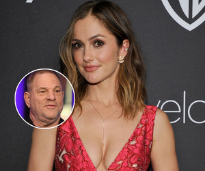 Minka Kelly Details 'Gross' Harvey Weinstein Encounter