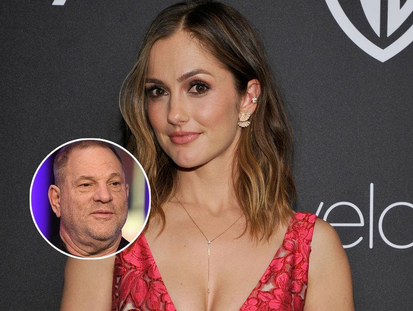 Minka Kelly Details 'Gross' Harvey Weinstein Encounter He Wanted Her to Keep Secret