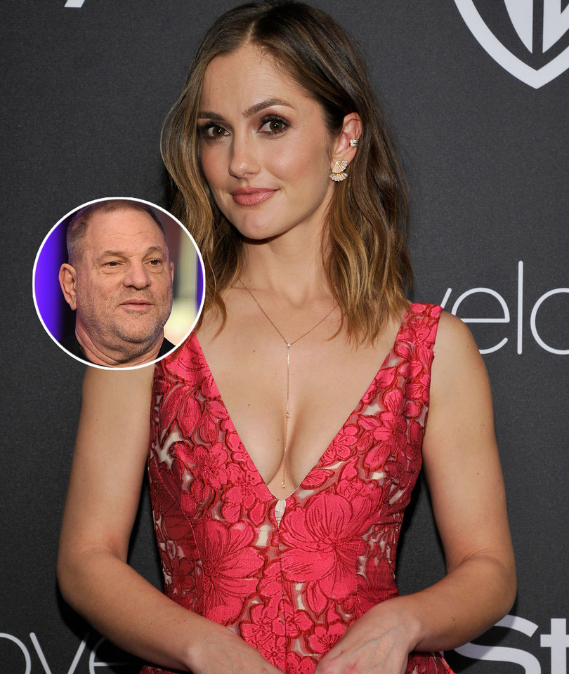 Minka Kelly Details 'Gross' Harvey Weinstein Encounter