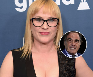 Patricia Arquette Details 'Weird' Oliver Stone Encounter to Prove 'Women Are Always…